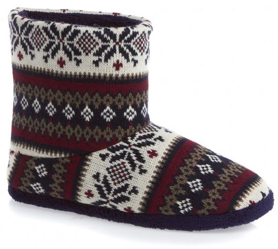 Winter Essentials: Surfdomes Cosy Slippers