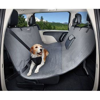 Backseat Dog Hammock >> Seat covers, Dog seat covers and Dog car seat covers on ...