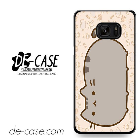 Pusheen Cat DEAL-9008 Samsung Phonecase Cover For Samsung Galaxy Note 7