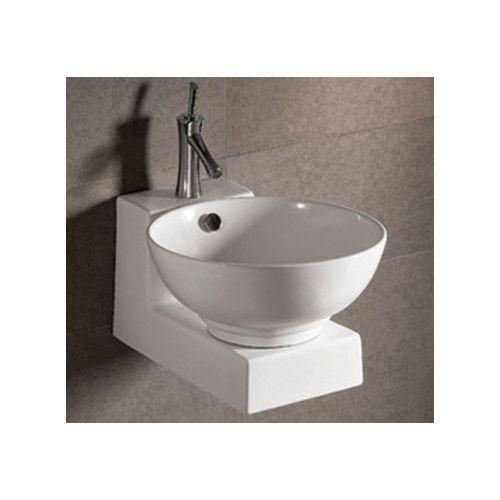 Round Bathroom Sinks. Round Bathroom Sinks Yescom Artistic ...