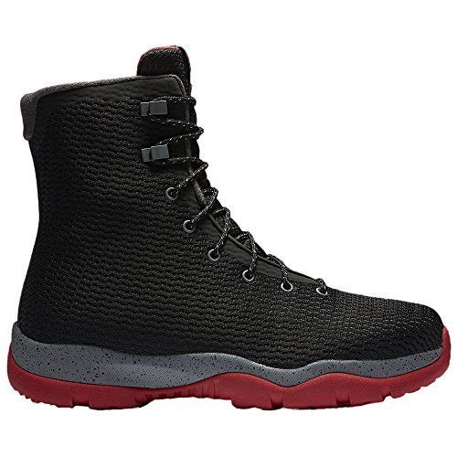 Nike Mens Jordan Future Boots Black/Cool Grey/Gym Red 854554-001 Size 12 *** Find out more about the great product at the image link.