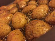 vegane Backofenkartoffeln