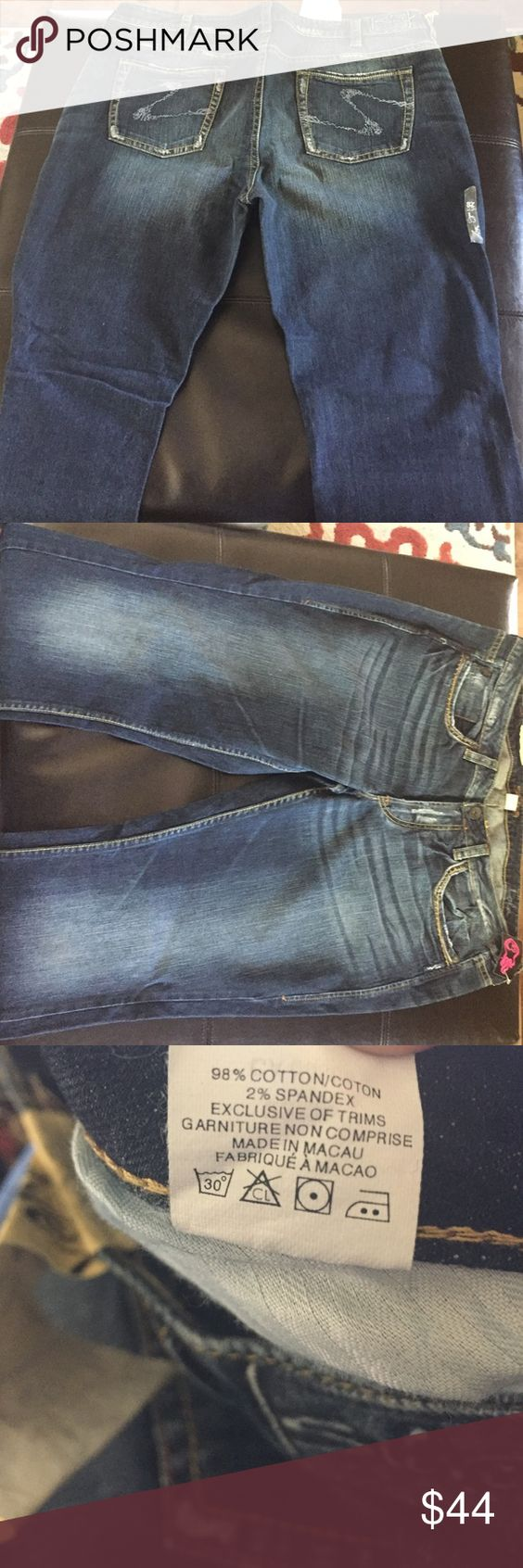 Silver Jeans Size 33