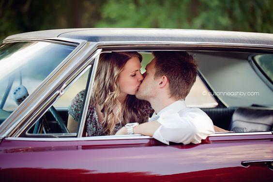 Ideia com carro - pré-casamento   pré-wedding   e-session