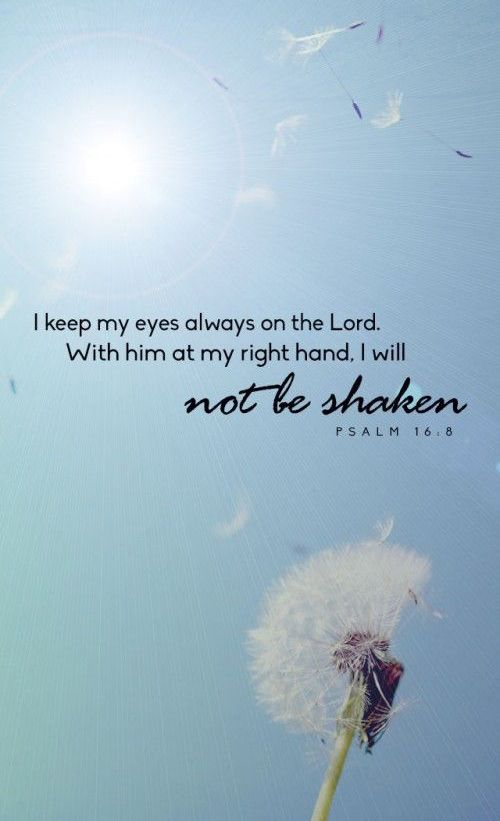 I keep my eyes always on the Lord quotes faith bible christian scriptures: