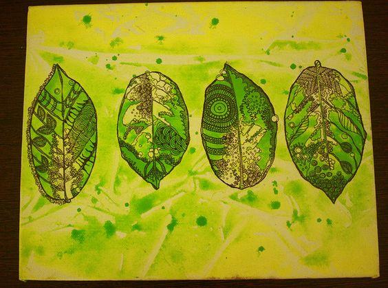 Zen Leaves 1 | Flickr - Photo Sharing!