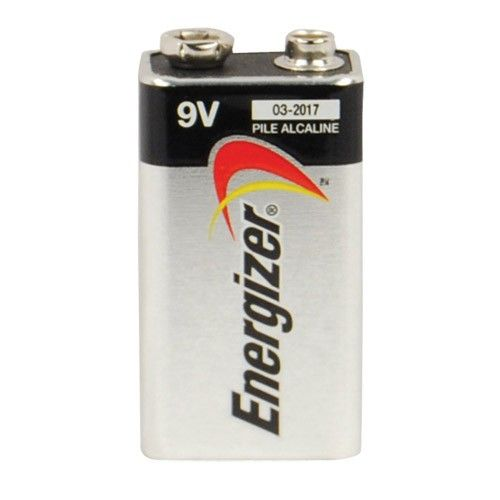 9 Volt Energizer Eveready Alkaline Battery Alkaline Battery Energizer Alkaline