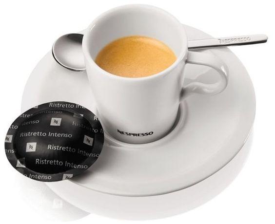 Fiery Intensity Nespresso Ristretto Intenso Grand Cru  TIMES isCOFFE  Pinte -> Nespresso Ristretto