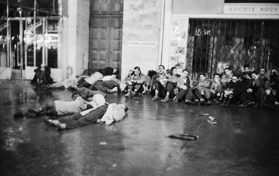 "The Massacre that France Forgot | Muftah ""In 1961, over 200 Algerians were massacred by French police in Paris. A culture of forgetting has erased the killings from France's collective memory. """