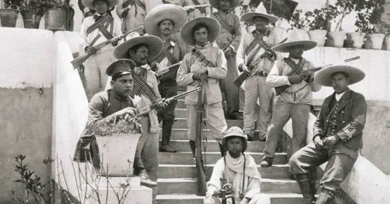 Revolucion Mexicana Sobre Historia | Revolución | Pinterest | Mexican Revolution, Historia and Revolutions