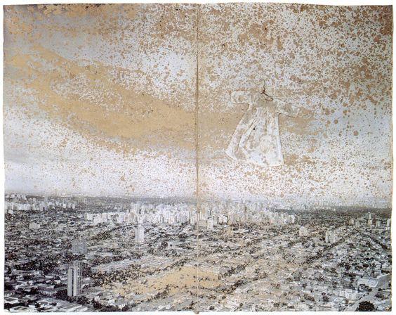 Anselm Kiefer - Flying Sands