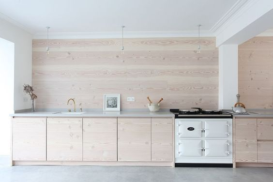 13 Favorite Minimalist British Kitchens: Remodelista