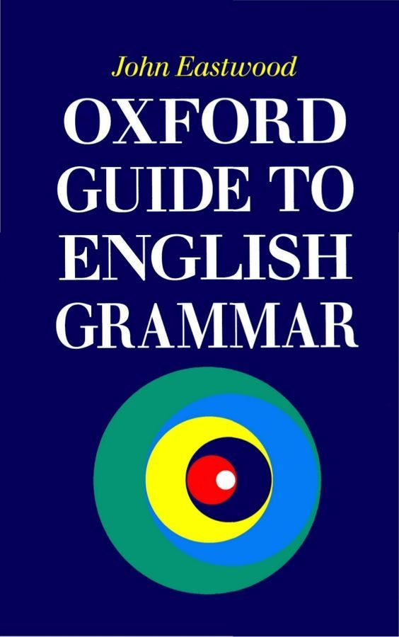 English Book Oxford Guide To English Grammar Libro Ingles Palabras Inglesas Vocabulario En Ingles