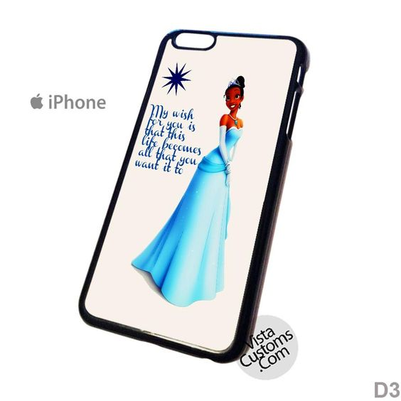 tiana disney princess Phone Case For Apple, iphone 4, 4S, 5, 5S, 5C, 6, 6 +, iPod, 4 / 5, iPad 3 / 4 / 5, Samsung, Galaxy, S3, S4, S5, S6, Note, HTC, HTC One, HTC One X, BlackBerry, Z10