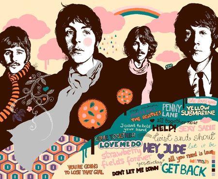 The Beatles Desktop Wallpaper Tumblr