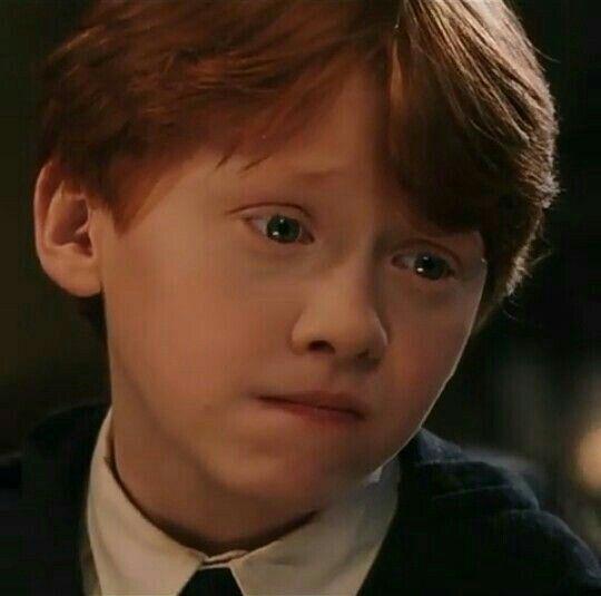 Harry Potter Ronald Weasley