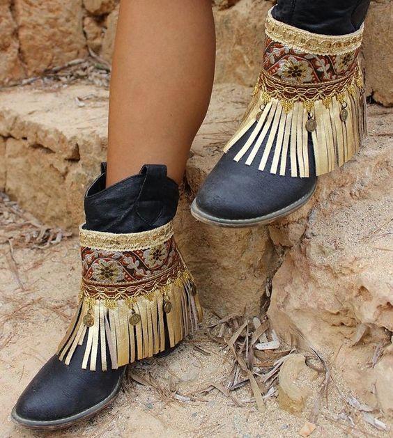 Adorable Boho Shoes