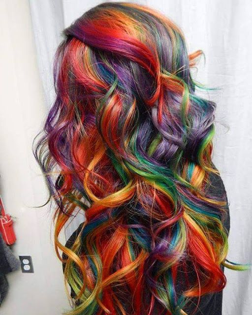 Color Riot Hair Color