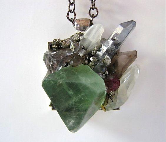 Super Minerals Pendant