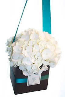 Doorway Flower Cones: Rectangular Boxes with massed small flowers are another alternative.