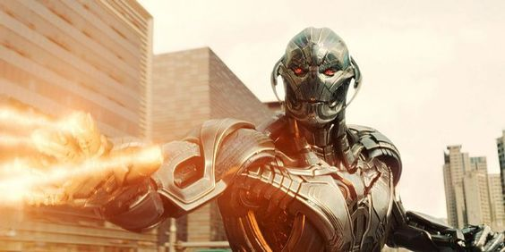 Ultron & Rise of the Machines