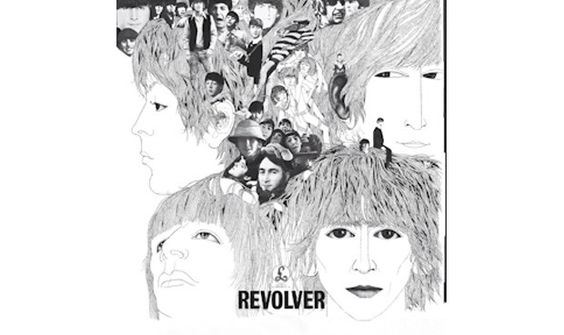 """Platz 3: The Beatles - 'Revolver' Ich sehe keine allzu großen Unterschiede zwischen ,Revolver' und ,Rubber Soul',sagte George Harrison einmal. """"Für mich könnten sie Vol. 1 und 2 der gleichen Platte sein."""" Dennoch: """"Revolver"""" forcierte die experimentelleren Ansätze des Vorgänger-Albums – die ersten Psychedelia-Ansätze, die Faszination für die Studio-Technologie – und formte daraus ei"""