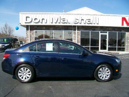 Used 2011 Chevrolet Cruze LT For Sale | Somerset KY