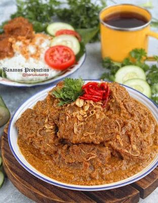 Resep Daging Lapis : resep, daging, lapis, Daging, Bumbu, Lapis, Resep, Daging,, Masakan,, Makan, Malam