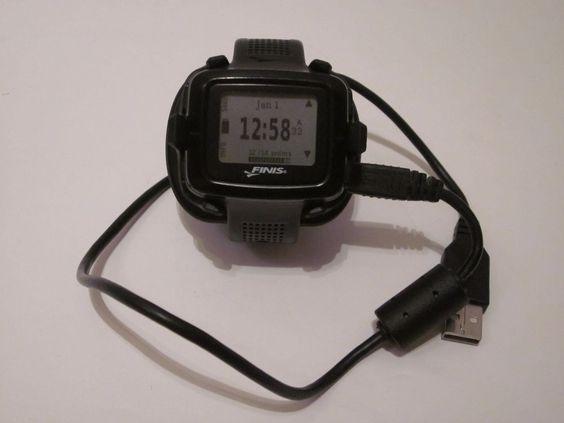 Finis Swimsense Swimming Computer Watch Performance Training Monitor  #Finis