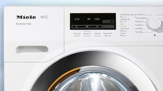 Stiftung Warentest Die Besten Waschmaschinen Waschmaschine Test Waschmaschine Miele Waschmaschine