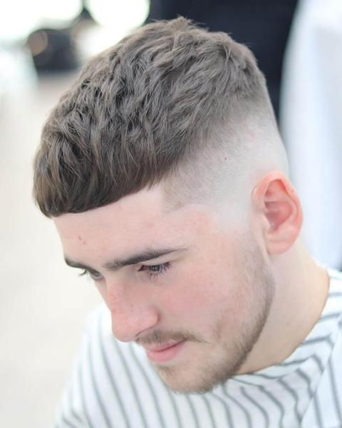 Crop Haircut For Men Wat Is Het How To Style In 2020 Short Hairstyles For Older Men Mens Hairstyles Short Haircuts For Men