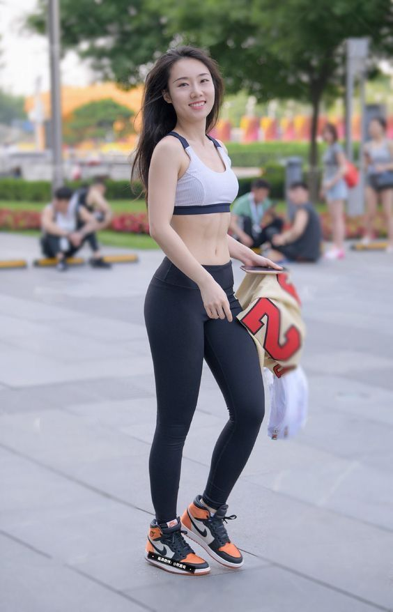 Pin On Yoga Pants Girls