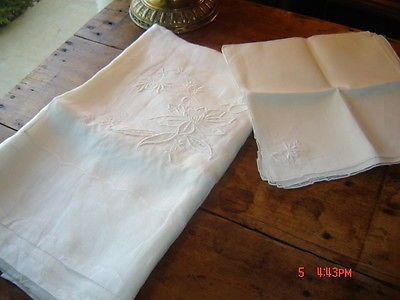 Napkins And Tablecloths for Sale