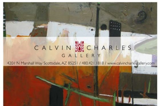 Asian Art  Calvin Charles Gallery