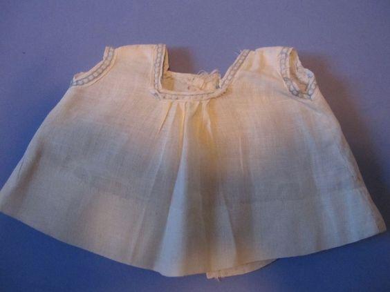 Effanbee Tagged Patsy Dress