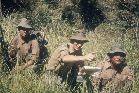 THE MALAYAN EMERGENCY 1948 - 1960
