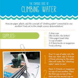 Student-centered resources, Science and Water on Pinterest
