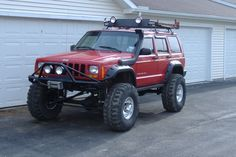 Cherokee On Full Width Axles With Images Jeep Xj Jeep