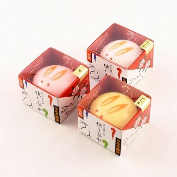 Maiko's solid perfume 3 kinds of perfume gift beauty japan Kyoto high quality #MAMYSANGO