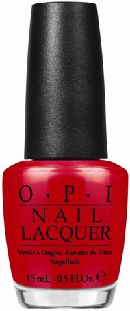 OPI Coca-Cola Red (inspired by Coca-Cola)