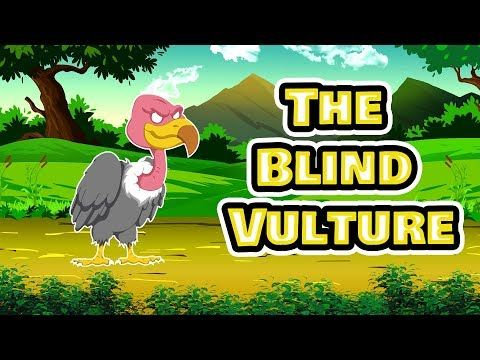 The Blind Vulture Panchatantra Stories For Kids In English Mahacartoontv English Youtube Stories For Kids English Moral Stories Moral Stories For Kids