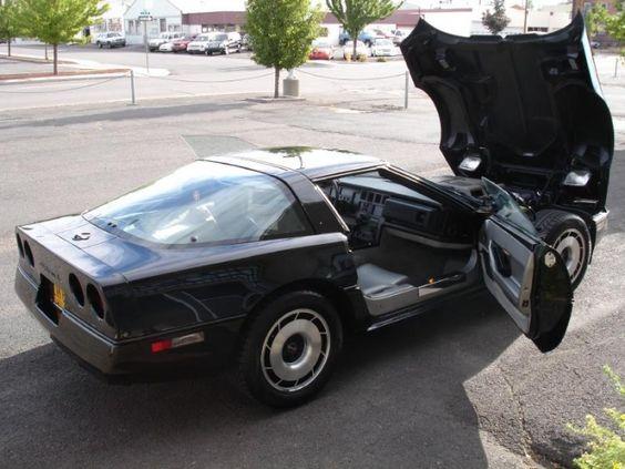 1984 Chevrolet Corvette Base 2 Door Hatchback