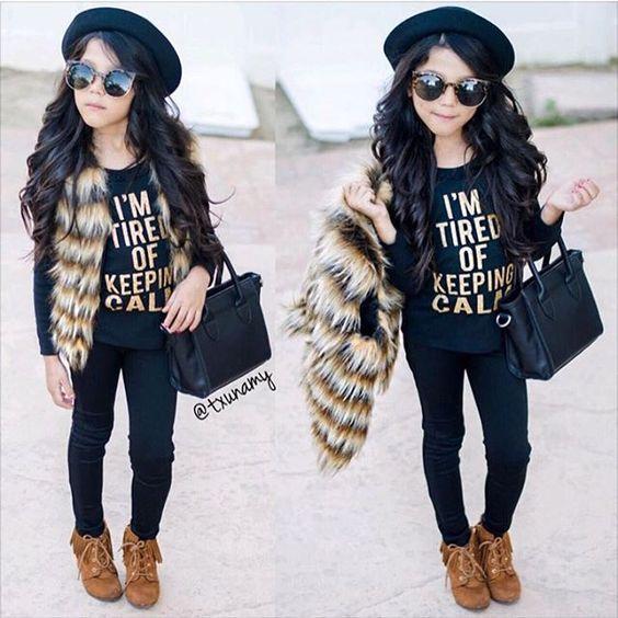 Outfit @ryleighrue  Model @txunamy  #postmyfashionkid #fashionkids