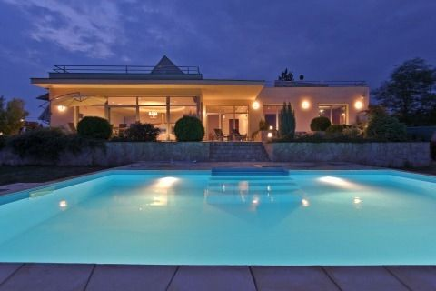 Luxus Ferienhaus zwischen Keszthely und Héviz, nur 5 Km vom Balaton. Ab 1450 € pro Woche!