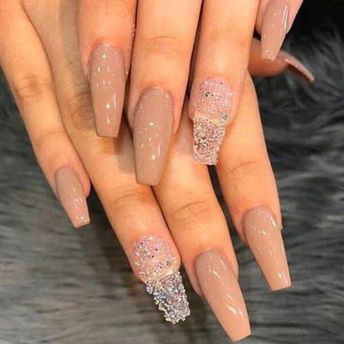 Best Acrylic Nails For 2017 54 Trending Acrylic Nail Designs Best Nail Art Gorgeous Nails Nail Designs Cute Nails