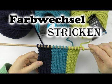 Socken stricken ohne Strickkenntnisse und ohne Stricknadeln - YouTube
