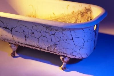 How To Repair A Cast Iron Bathtub Bathtubs The Rust And