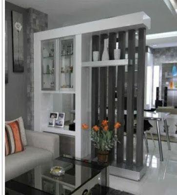 Best Catalog For Modern Room Divider Partition Wall Design Ideas 2019 Desain Partisi Ruang Tamu Rumah Minimalis Rumah