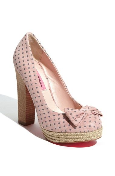 Insanely Cute Platform Summer Shoes