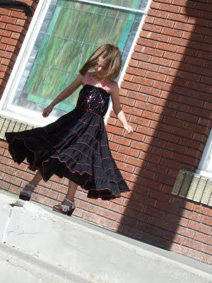 twirly whirly dress for girls